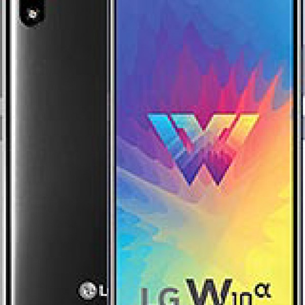 LG W10 Alpha