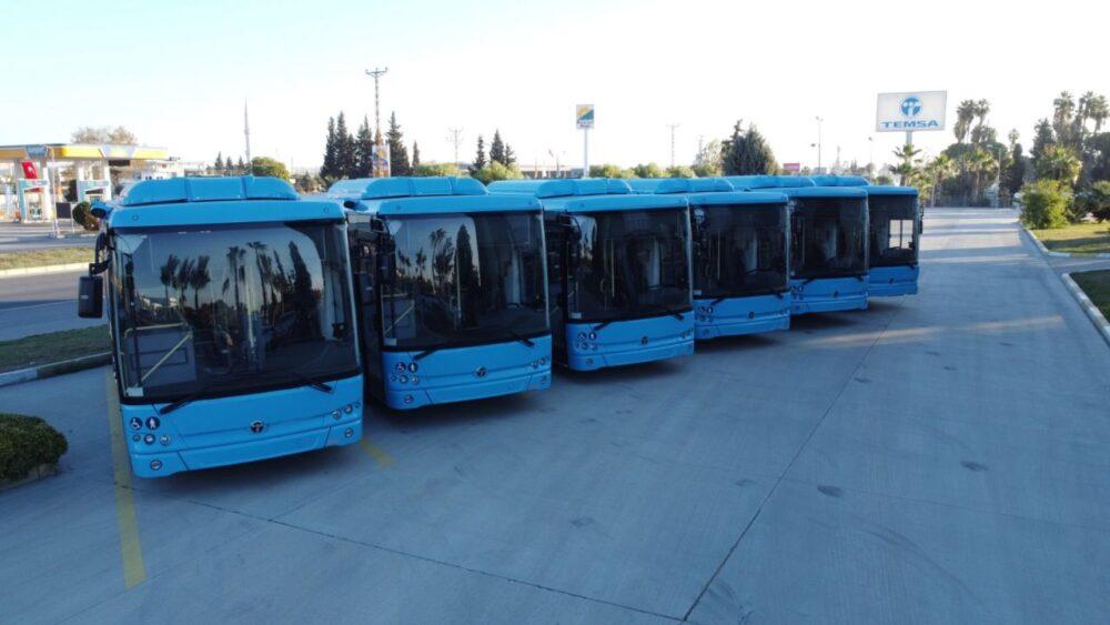 Diesel Hybrid Buses e1634127400888