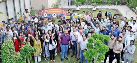 i2c Pakistan Drone Shot